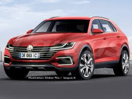volkswagen sports cars 2019 vw tiguan coupe r release date future cars pictures