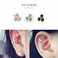where to buy cartilage earrings 176 best cartilage earrings piercings images on stud