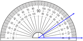 measuring angles with a protractor lesson u0026 video