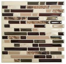 Creative Innovative Peel And Stick Backsplash Tiles Home Depot - Backsplash tiles home depot