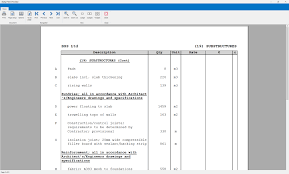 Earthwork Estimating Spreadsheet Cubit Pro Building Software Services