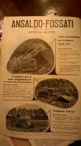ansaldo fossati lineup trattore del motore alfa romeo
