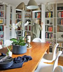 emejing bookcase in dining room photos home design ideas