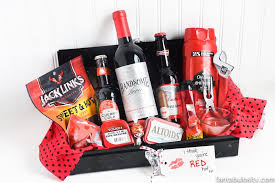 gift baskets ideas gift idea for him i think you re hot gift basket ideas