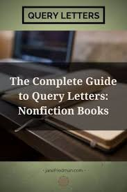 how to write a query letter all about writing pinterest