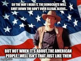 Shut Down Meme - so the way i hear it the democrats will shut down the gov t over