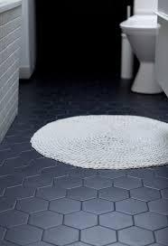 best 25 black hexagon tile ideas on tile floor