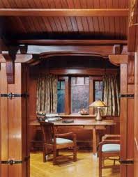 woodwork paneling u0026 wainscot arts u0026 crafts homes and the revival
