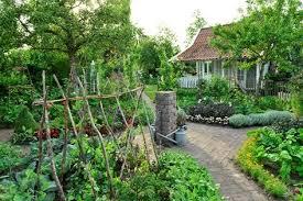 the perfect english cottage vegetable garden x garden ideas