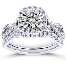 engagement rings set bridal jewelry sets shop the best wedding ring sets deals for