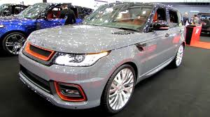 kahn range rover 2014 range rover sport kahn rs300 exterior and interior