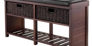 Small Entryway Storage Bench Glamorous Figure Isoh Ravishing Yoben Cool Motor Cool Joss