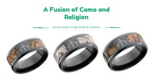 fusion wedding band top wedding bands for your country boy camokix