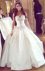 princess wedding dress gorgeous sweetheart princess wedding dress from www