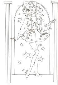 miss paper dolls barbie coloring pages part 2 77 mesmerizing