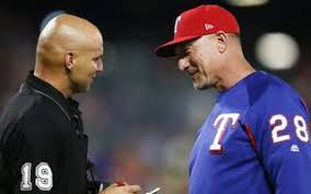 Jeff Banister Jeff Banister Says Starting Pitching Is Rangers U0027 Key Going Forward