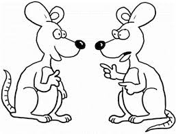 34 mice images mice coloring printable