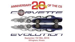 mid america designs corvette mid america motorworks corvette funfest 2016 to celebrate 20th