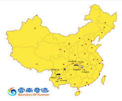 Chongqing China Map by 15 Days Yunnan U0026 South China Tour Wonders Of Yunnan Travel