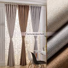 Noise Insulating Curtains Blackout Curtains Of Eco Friendly And Soundproof Styles