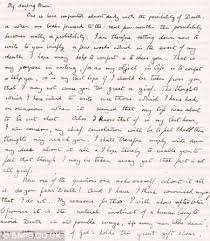 Employee Or Relative Death Announcement Letter Template Heartbreaking Letters From The Frontline From The Soldiers Who