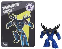 transformers robots in disguise tiny titans collection 1 action