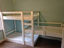 bedroom walmart bunk beds twin over full simple triple bunk bed