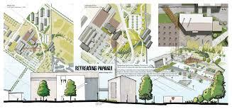 architecture portfolio ideas for architecture students