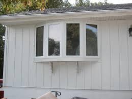 dyvig construction l l c project gallery bow window installation steel siding