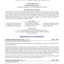 lvn resume template free rn resume template exle lvn sles lpn sle