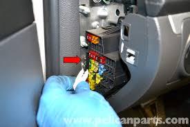 volkswagen golf gti mk v high pressure fuel sensor replacement