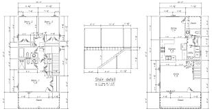 Creole Cottage Floor Plan Neighborhood Scale Development