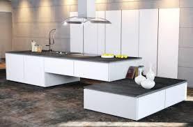cuisine moderne avec ilot cuisine avec ilot central haut de gamme charles rema