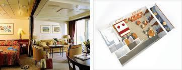 rio masquerade suite floor plan aurora baltic cruise r825 ex southton return fine travel