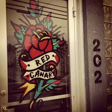10 best red canary tattoo images on pinterest red tattoo and toms