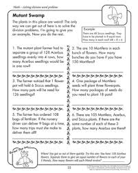 5th grade math problem solving 5th grade math worksheets word problems worksheets