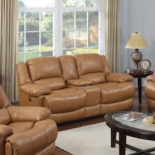 marshall avenue power reclining loveseat with console u2013 jennifer
