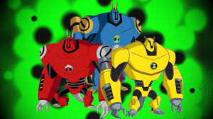 ben 10 all versions of armodrillo youtube