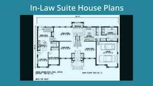 home plans with in law suite house in law suite house plans