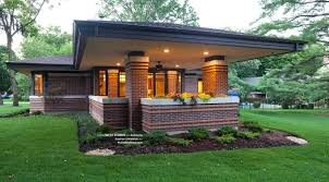 about prairiearchitect frank lloyd wright inspired prairie style home stephen jaskowiak