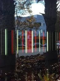 furniture downtown la lights light installation art art display