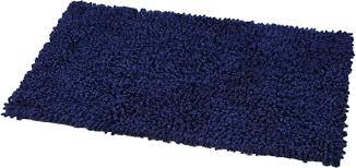 soft shaggy loop bath mat rugs blue 29 5 u0027l x 17 u0027w