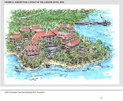 massive casino hotel development proposed in laguna de cayo
