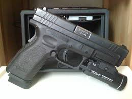 springfield xd tactical light springfield xd 9mm 4 tlr tac light 5 mags 500 georgia