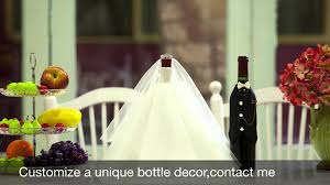 wine bottle wedding centerpieces awesome wine bottle wedding decorations contemporary styles
