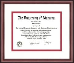 of alabama diploma frame diploma frames archives page 3 of 4 talking walls