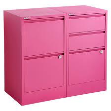 Bisley Filing Cabinet Bisley Pink 2 U0026 3 Drawer Locking Filing Cabinets The Container