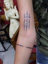 sak yant les tatouages au pouvoir magique tattoo tatoo and tatoos