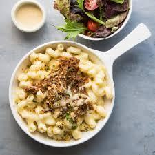 short rib mac u0026 cheese u0026 salad munchery