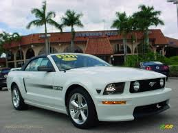 ford mustang 2009 convertible 2009 ford mustang gt cs california special convertible in